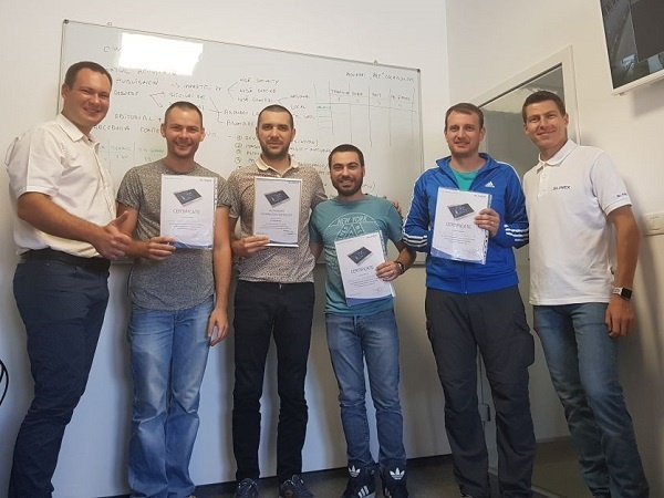 Slinex training seminar in Romania