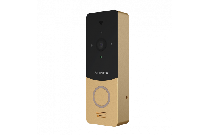 Slinex ML-20HD (gold + black) Individual outdoor panel with AHD/CVBS support